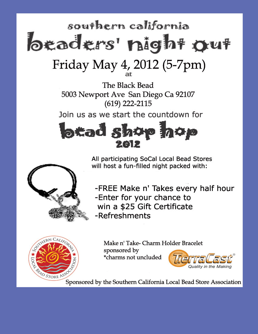 Beaders Night OUt 2012